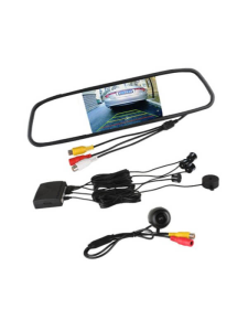 Park Sensörü Kamera+Ayna+Sensör
